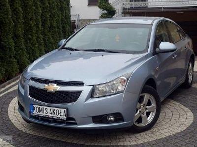 używany Chevrolet Cruze 1.6dm 113KM 2009r. 119 000km