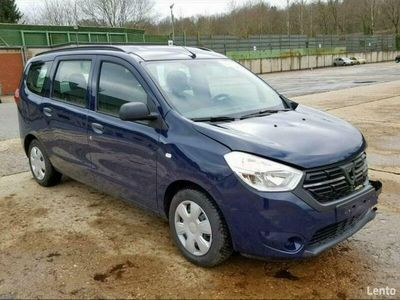 używany Dacia Lodgy 1.6 Access 102KM 2019