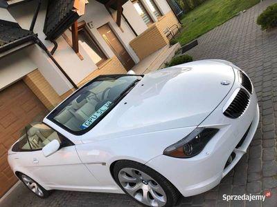 używany BMW 645 Cabrio-Niepowtarzalna oraz Bezwypadkowa-Zamiana