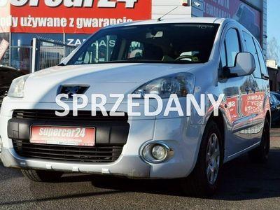 używany Peugeot Partner 1.6dm 75KM 2011r. 216 400km