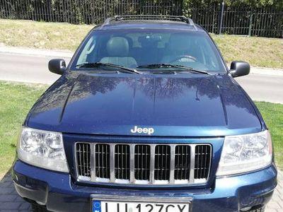 używany Jeep Grand Cherokee II 2.7 CRD 2003r. Full-opcja zadbany!!!