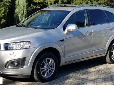używany Chevrolet Captiva 2.2dm3 184KM 2013r. 120 000km 2.2D/184Km/4X4/100%Bezwypadkowy/Ks.Serwisowa/7 osob/Nawi/Kamera/Ksenon