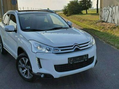 używany Citroën C4 Aircross 1.6dm 115KM 2013r. 214 000km