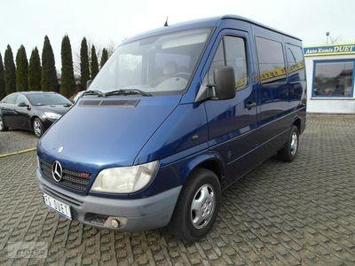 używany Mercedes Sprinter 903 2,2 diesel 129KM zarejestrowany 5 miejsc, Gorzów Wielkopolski