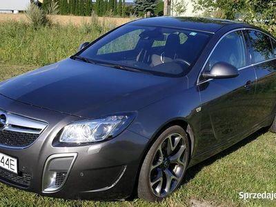 używany Opel Insignia OPC stan idealny, oryginalny przebieg
