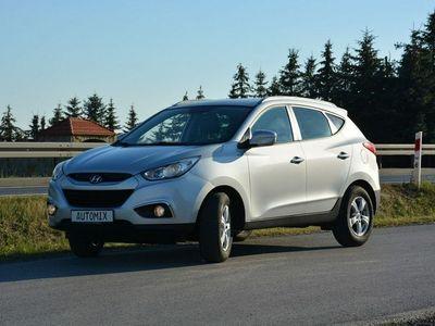 używany Hyundai ix35 2dm 163KM 2011r. 179 743km