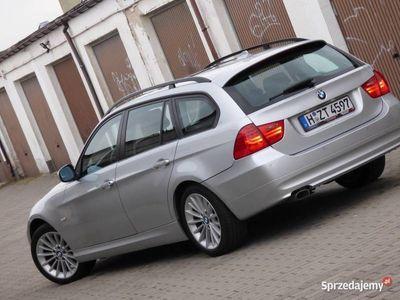 używany BMW 320 E91 D Xenon Navi 2009r Klima PDC