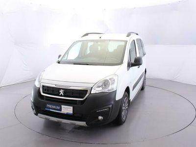 używany Peugeot Partner 1.6 BlueHDi Outdoor