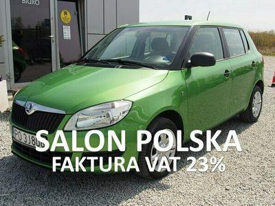 używany Skoda Fabia 1.6 TDI 75KM 2014/15r. Salon PL, Klimatyzacja, FV23% II (2007-2014)