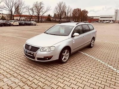 used VW Passat B6 2.0 TDI Highline