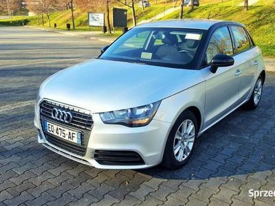 używany Audi A1 I (8X) 1.6TDi 105 PS Klina Navi