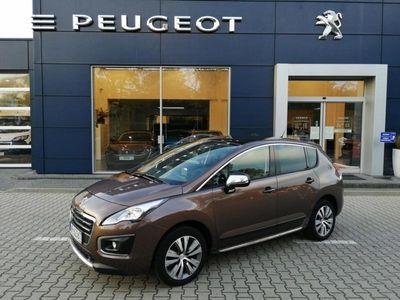 używany Peugeot 3008 1.6 THP Allure aut
