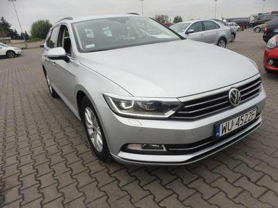 używany VW Passat 2dm 150KM 2017r. 128 716km