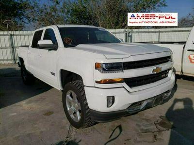 używany Chevrolet Silverado 5.3dm 355KM 2018r. 88 500km