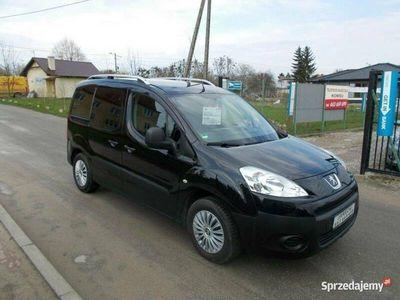 używany Peugeot Partner Opłacony Zdrowy Zadbany Serwisowany od 1 Wł 100 Aut na Placu II (2008-)
