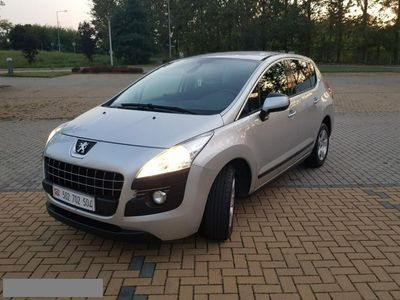 używany Peugeot 3008 1.6dm 115KM 2013r. 180 000km