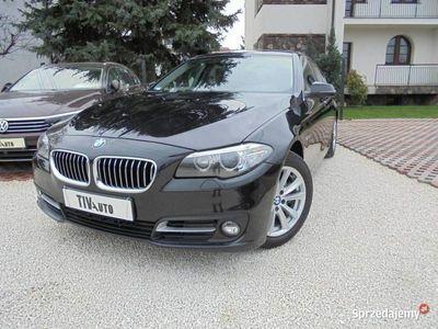 używany BMW 530 3dm 258KM 2015r. 69 000km