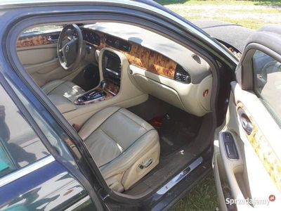 używany Jaguar XJ 2.7 LIFT