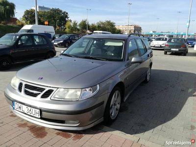 używany Saab 9-5 VECTOR 2.0T