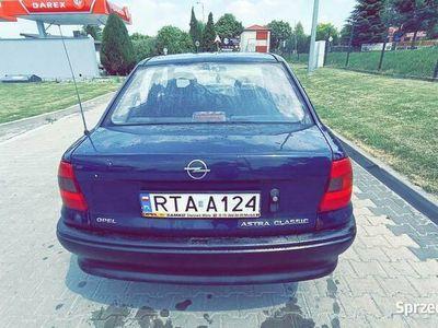 używany Opel Astra Classic