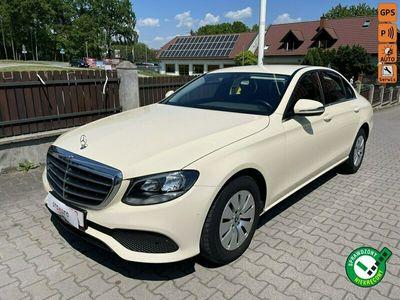 używany Mercedes E200 idealny 150ps opłacony W213 (2016-)