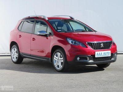 używany Peugeot 2008  Salon Polska, 1. Właściciel, Serwis ASO, Navi, Klimatronic,