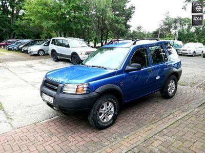 używany Land Rover Freelander 1.8 Benzyna Piękny Kolor Wersja GS Klima I (1996-2006)