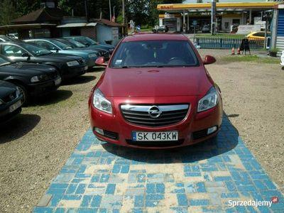 używany Opel Insignia 2dm 160KM 2010r. 181 000km