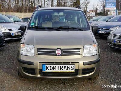 używany Fiat Panda 1.2dm 60KM 2009r. 171 695km