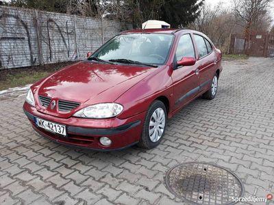 używany Renault Mégane 2002rok 1.6 benzyna#klimatyzacja