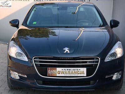 używany Peugeot 201 508 2dm3 200KM 2012r.000km ABS automatyczna klima.