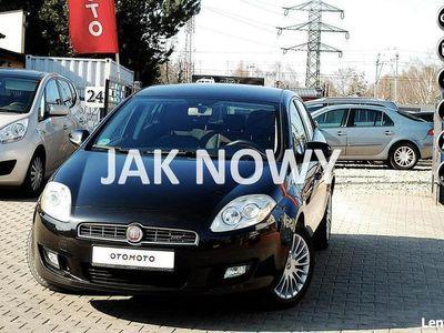 używany Fiat Bravo 1.4 TURBO 120KM*Soczewka*PDC*Navi Kolor GPS*Carbon*Z Niemiec TOP STAN