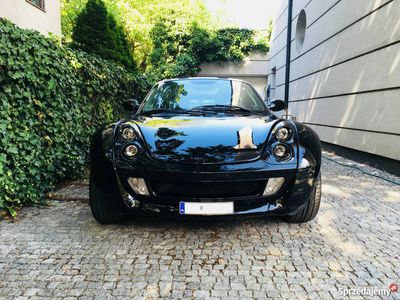 używany Smart Roadster Coupe
