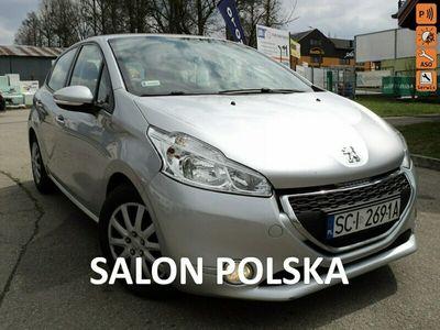 używany Peugeot 208 Active 1.4 HDI 68 KM Klimatyzacja Salon PL Kredyt Bez BIK i KRD