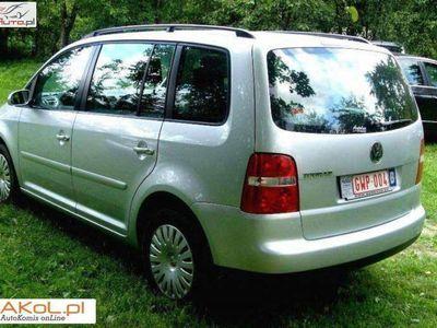 używany VW Touran 2.0_TDI_140_KM_6-BIEGÓW_SUPER
