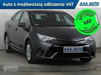 używany Toyota Avensis III Salon Polska, 1. Właściciel, VAT 23%, Klima