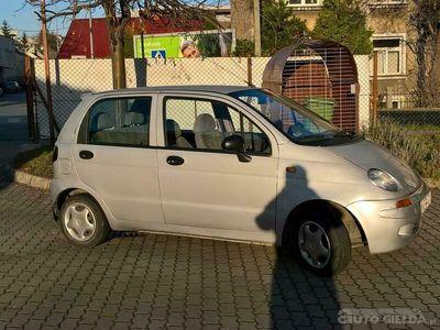 używany Chevrolet Matiz MATIZ 0,8 PB NOWY PRZEGLĄD!!!0,8 PB NOWY PRZEGLĄD!!!