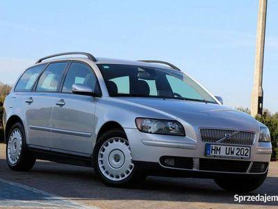 używany Volvo V50 2dm 136KM 2005r. 140 025km