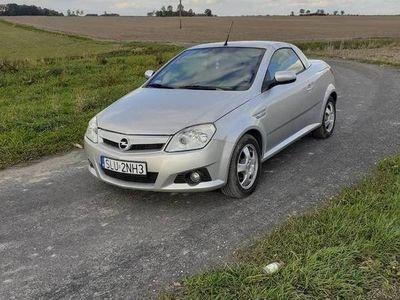 używany Opel Tigra Cabrio 1.8 125km tylko 44tyś.km
