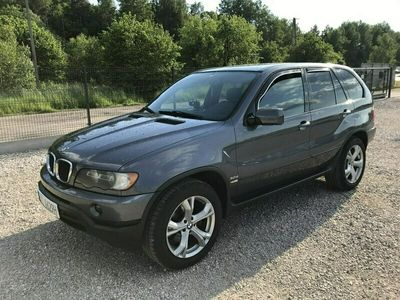 używany BMW 501 X5 3dm 218KM 2002r.209km