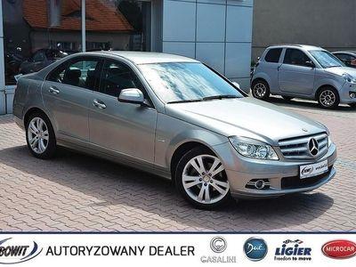 używany Mercedes 200 Klasa C W204Avantgarde 60 tys km CDI - Klimatyzacja AC - Salon - Serwis