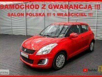 używany Suzuki Swift V Salon PL + 1 Właściciel + 100% SERWIS !!!