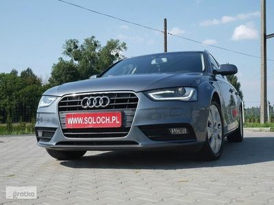 używany Audi A4 IV (B8) FL 2.0TDI 163KM Kombi -Navi -Serwis ASO -FILM VIDEO -Zobacz, Goczałkowice-Zdrój