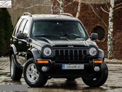 gebraucht Jeep Cherokee 2.8dm3 163KM 2004r. 146 000km KJ 2.8 CRD Limited