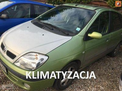 używany Renault Scénic 1.6dm 107KM 2000r. 150 000km