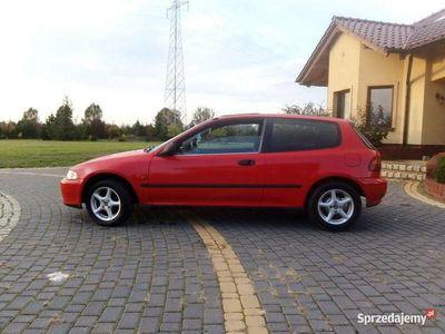 używany Honda Civic V 16v bez wkładu ubezpieczenie na rok 100zł