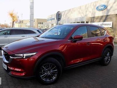 używany Mazda CX-5 Dealer, 2.0 BENZYNA, Ruby, Salon Polska, Faktura Vat, Szczecin