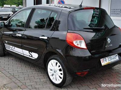 używany Renault Clio III LIFT Edition S 101ps*Bezwypadkowy*Klima*Pełny-Serwis*Mega-Zadbany*GW ! III (2005-2012)