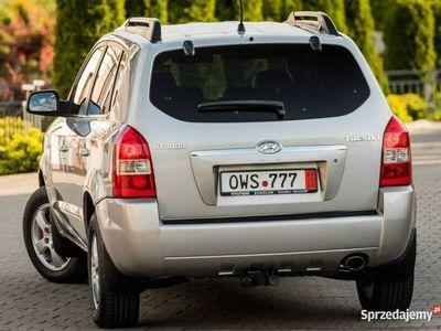 używany Hyundai Tucson 2.0i 16V 141KM 120tys km ! Serwisowany ! po Opłatach ! I (2004-2010)