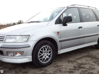 używany Mitsubishi Space Wagon